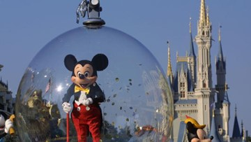 Disney joins SeaWorld and Busch Gardens in ditching plastic straws