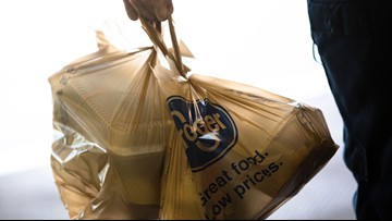 Tennessee moves to stop cities from banning plastic bags