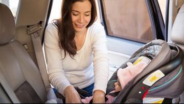 Pediatricians drop the age limit for rear-facing car seats