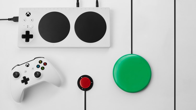 Accessible Gaming with the Xbox Adaptive Controller