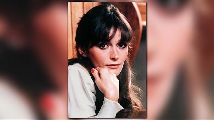 Undated file photo shows US actress Margot Kidder, 47.