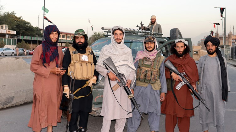The difference between the Taliban and al-Qaida, Sharia law and women's rights in Afghanistan