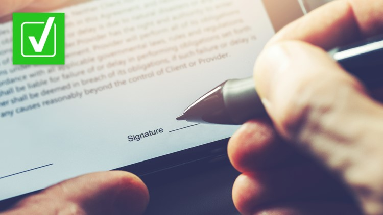 Yes, scammers use e-signature services like DocuSign to send emails with malicious links