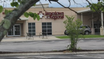 Jamestown Regional Medical Center clears first hurdle in path to re-enter Medicare program