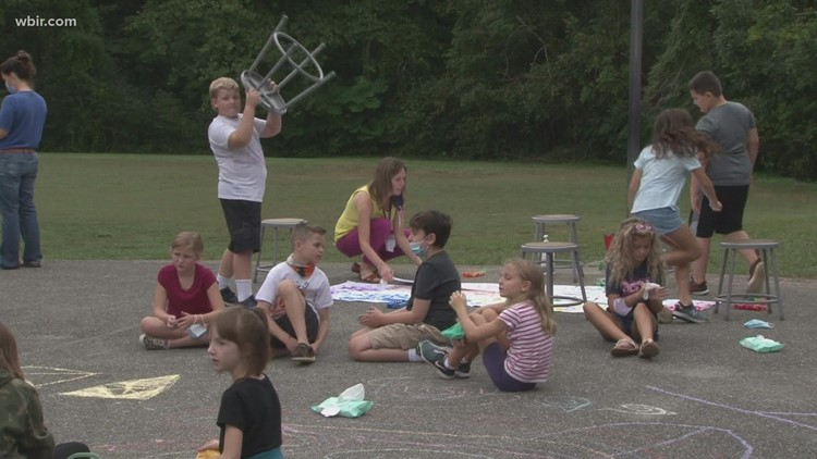 Fine Arts Field Day in Anderson County