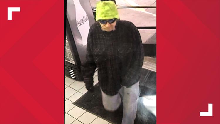 Union County Tolliver's suspect