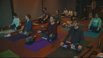 TGIF: Knoxville's beer & yoga scene will have you raising a glass and touching your toes