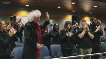 Local professor captures NASA tribute to Queen guitarist Brian May