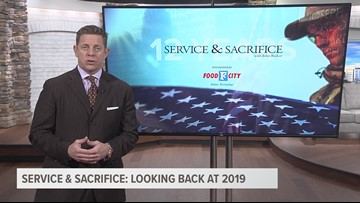Service and Sacrifice: Looking back at 2019