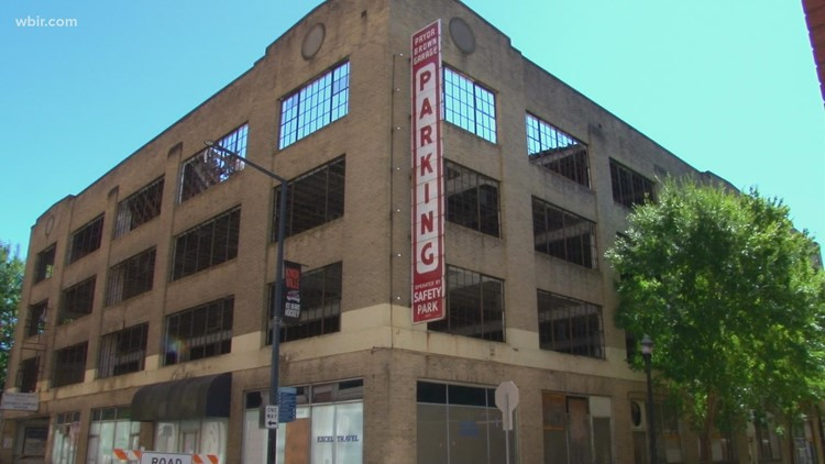 Owners Pryor Brown Garage say they're working on plan to save the building