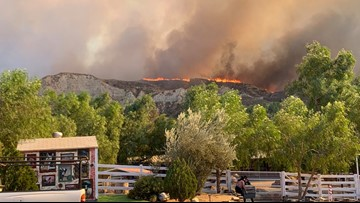 Rescue group with Tennessee ties allowed to return after evacuating California wildfire