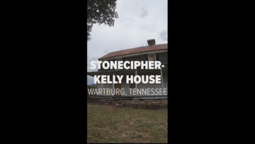 Stonecipher-Kelly House