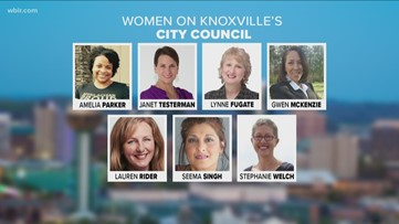 City of Knoxville elects its first female-majority city council