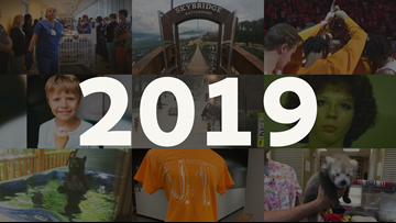 East Tennessee's top moments from 2019