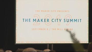 Maker City Summit highlights local creativity