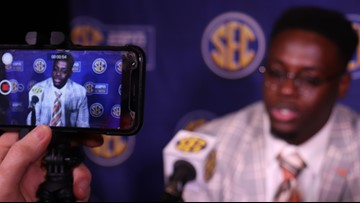 Vols tabbed to finish 5th in SEC East by media in preseason poll