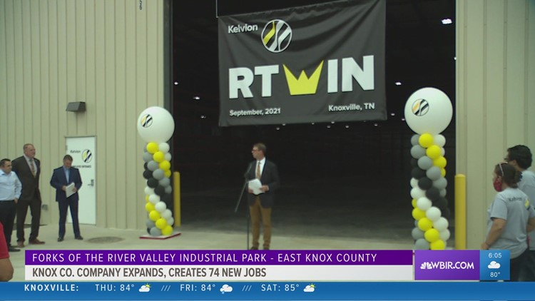 Forks of the River manufacturer expanding, adding 74 jobs
