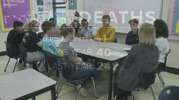 Communicating with students about drugs