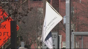 KARM opens warming centers for Knoxville's homeless