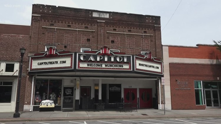 Capitol Theatre in Downtown Maryville mixes history and upbeat entertainment