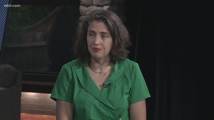 Knoxville Mayoral Candidates: Indya Kincannon talks homelessness, city economy