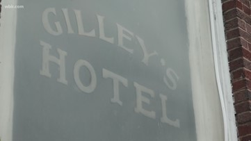 Abandoned Places: Gilley's Hotel