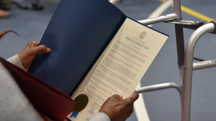 Governor Lee honors Oak Ridge 85, Clinton 12 65 years later