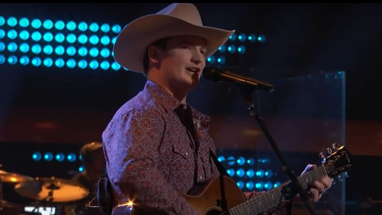Coalfield's Ethan Lively gets knocked out on The Voice