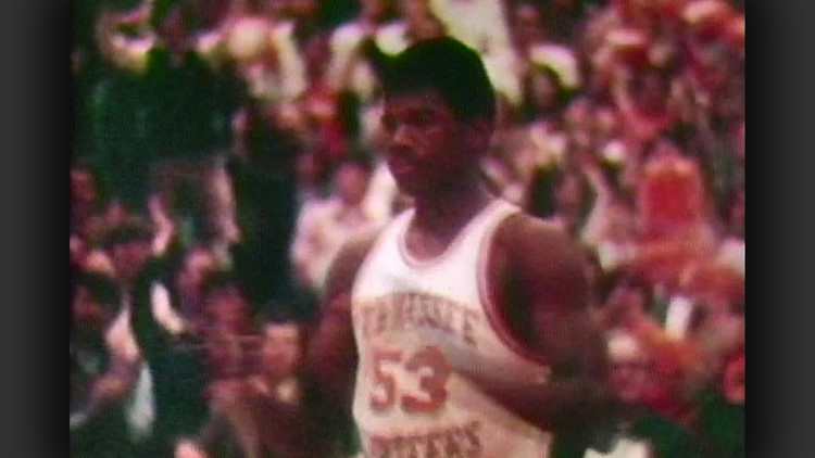 Bernard King University of Tennessee Volunteers Vols Bernie