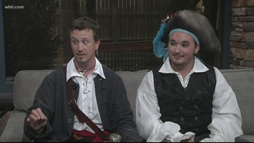 Get hooked on Pirates at the TN Pirate Fest in Harriman