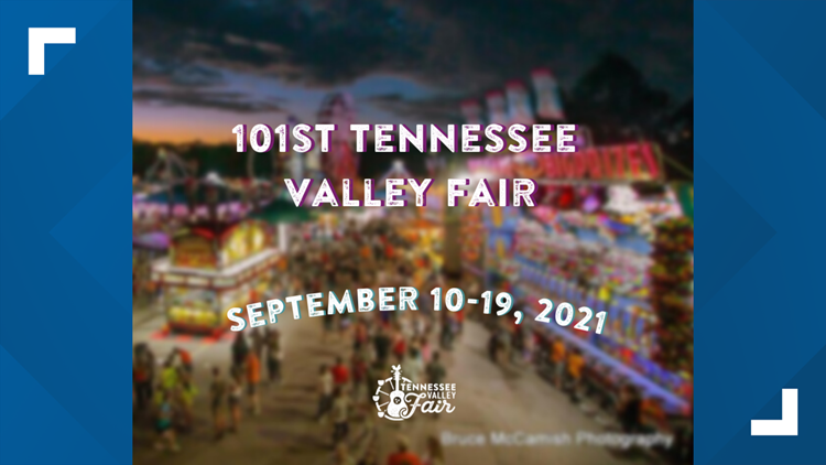 It's back! | Tennessee Valley Fair announces 1st round of its concert series, tickets go on sale on Friday