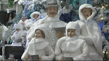 Feeling blue post-Christmas? This store in Pigeon Forge will cheer you up