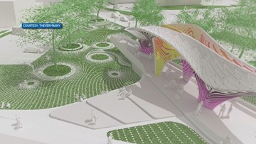 Sculpture artist now receiving $560,000 to create 'Pier 865' in downtown Knoxville