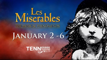 Les Miserables Sweepstakes
