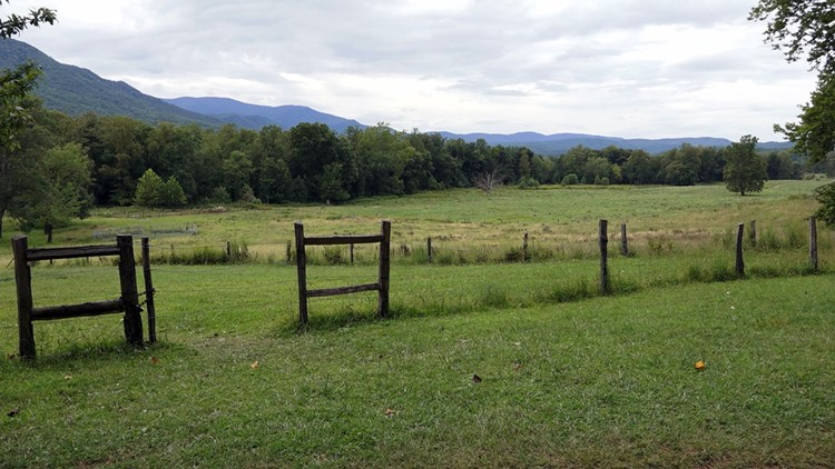 Cades Cove Great Smoky Mountains August 2019 GSMNP