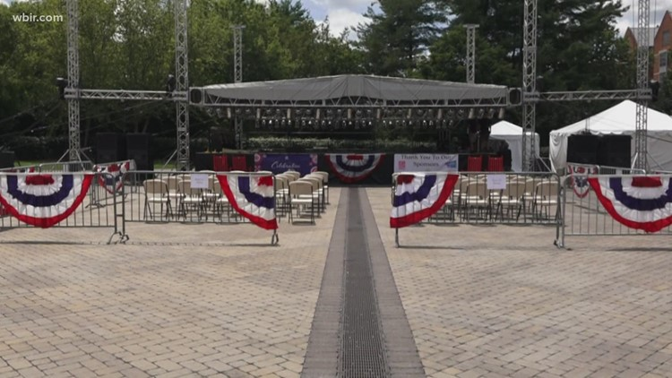 City of Knoxville summer concerts start July 6