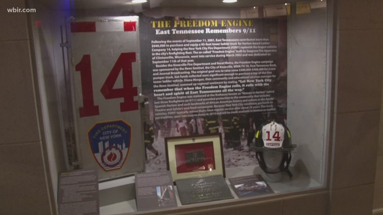 Remembering 9/11: The Freedom Engine