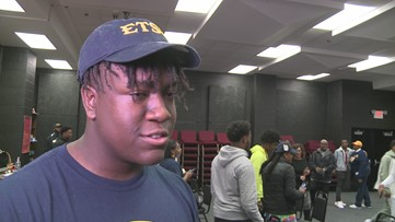 Kalen Jones signs with East Tennessee State
