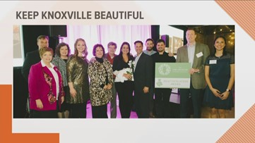 Congratulations to the winners! Keep Knoxville Beautiful presents 38th annual Orchid Awards