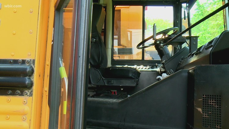 Regional bus driver shortage impacts entire school system operations