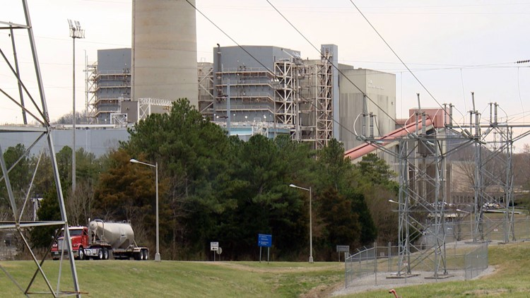 10Listens: What are those siren noises coming from Bull Run Fossil Plant?