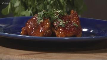 In the kitchen: Sriracha honey lime chicken