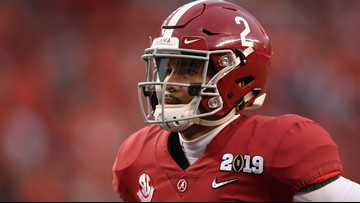Former Alabama QB Jalen Hurts transferring to Oklahoma