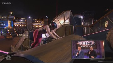 Knoxville woman crowned 'Titan' on first night of NBC's The Titan Games