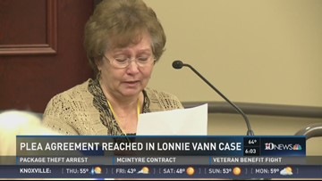 Lonnie Vann Reaches Plea Agreement For Murder Kidnapping