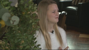 10 Rising Hearts: student writes and delivers inspirational speeches