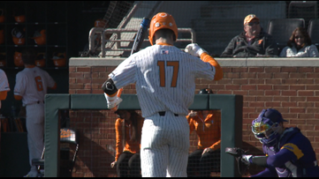 Tennessee starts season with sweep of Western Illinois