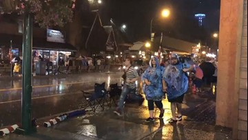 Thundering into the Fourth: Strong storms cancel Gatlinburg's 44th midnight parade