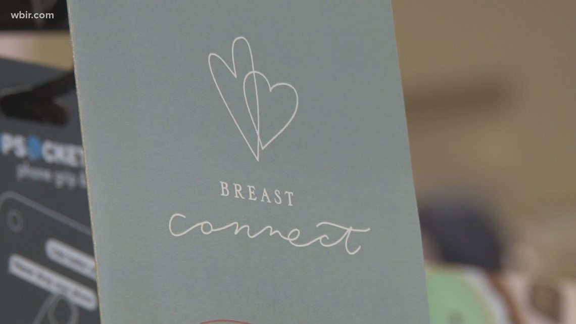 Knoxville nonprofit helps people connect through breast cancer diagnoses