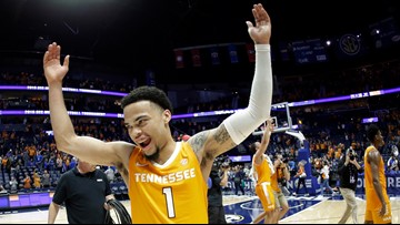 Lamonte Turner's clutch three completes Tennessee's comeback win